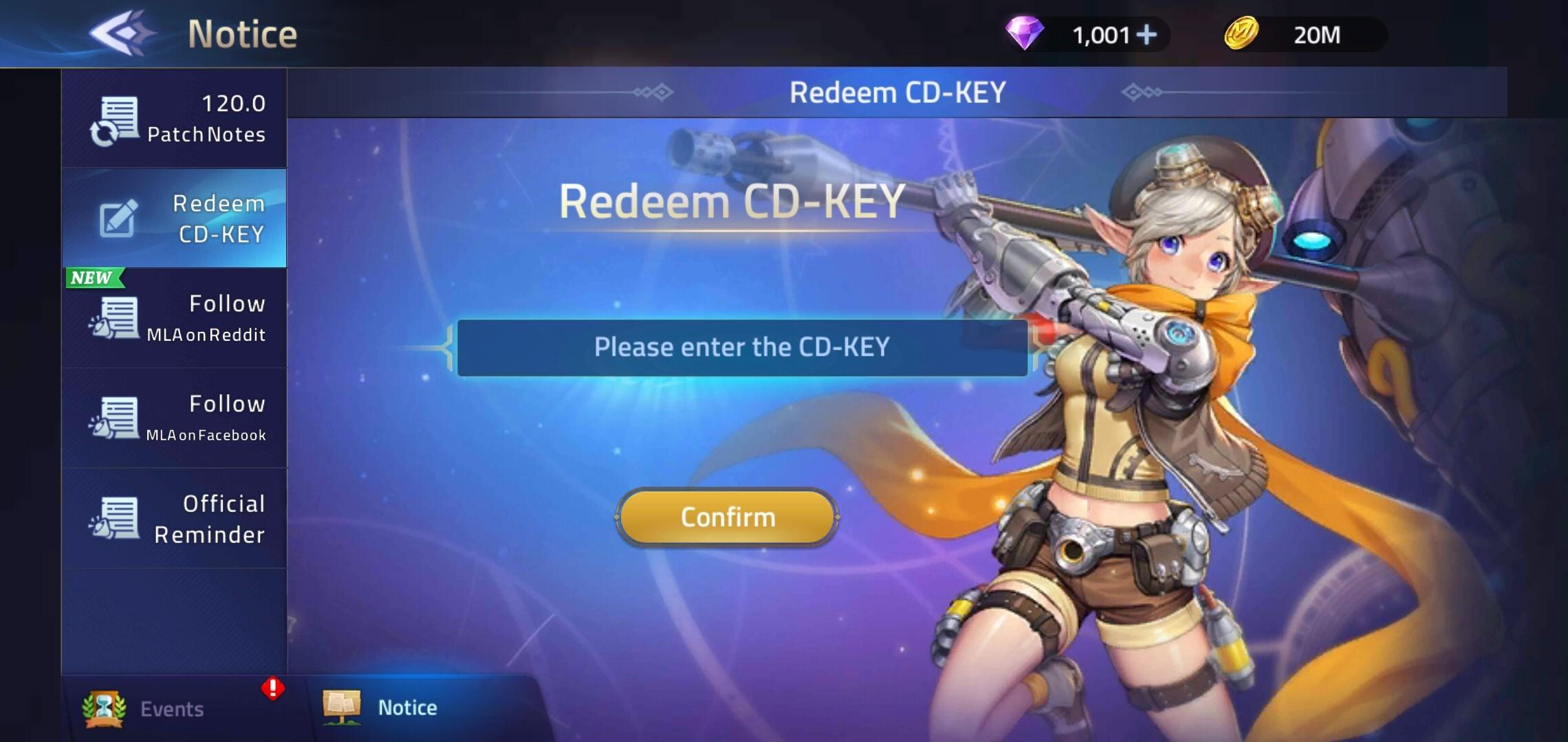 Mobile Legends Adventure: Get CD-Keys Here (Updated 25 Nov ...